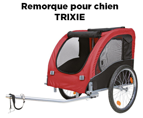 remorque velo transport