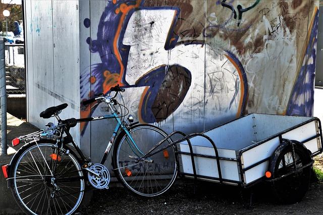 remorque velo 2 roues ou mono roue
