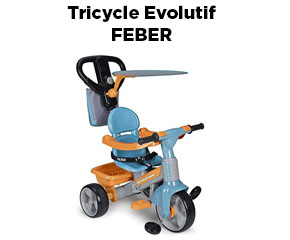 tricycle feber